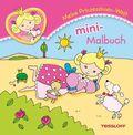 Meine Prinzessinnen-Welt: mini-Malbuch