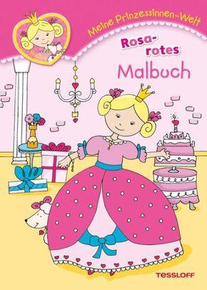 Meine Prinzessinnen-Welt: Malbuch