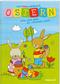 Mein buntes Malbuch Ostern. Grün, gelb, pink - der Osterhase winkt