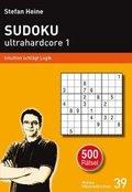 Sudoku ultrahardcore - Bd.1