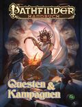 Pathfinder Chronicles, Questen & Kampagnen