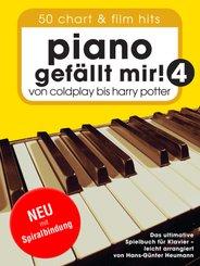 Piano gefällt mir!, Spiralbindung - Bd.4