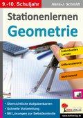 Stationenlernen Geometrie 9.-10. Schuljahr