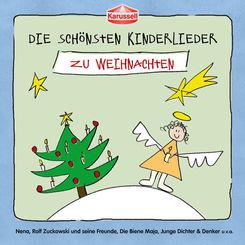 Die schönsten Kinderlieder - Zu Weihnachten, 1 Audio-CD