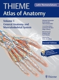 Thieme Atlas of Anatomy: General Anatomy and Musculoskeletal System (Latin Nomenclature Edition)