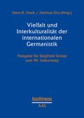 Vielfalt und Interkulturalität der internationalen Germanistik