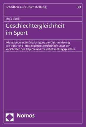 Geschlechtergleichheit im Sport