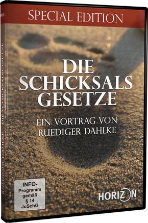 Die Schicksalsgesetze, 1 DVD (Special Edition)