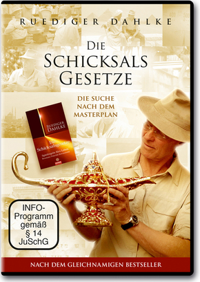 Die Schicksalsgesetze, 1 DVD