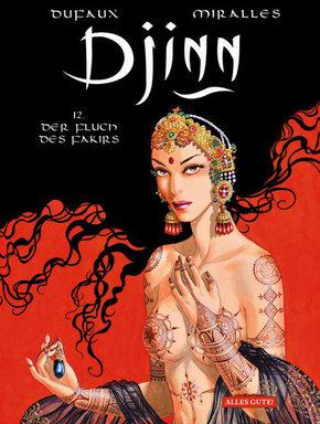 Djinn: Der Fluch des Fakirs; Bd.12