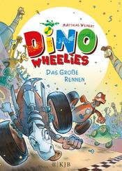 Dino Wheelies - Das große Rennen