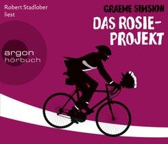 Das Rosie-Projekt, 5 Audio-CDs