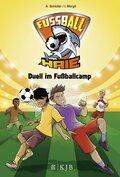 Fußball-Haie - Duell im Fußballcamp