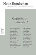 Neue Rundschau: Gegenwartsliteratur!; H.2015/1