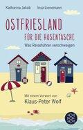 Ostfriesland für die Hosentasche (Fischer Taschenbibliothek)