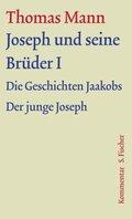 Große kommentierte Frankfurter Ausgabe: Joseph und seine Brüder; Bd.7 - Tl.1