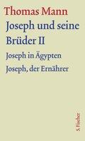 Große kommentierte Frankfurter Ausgabe: Joseph und seine Brüder II; Bd.8