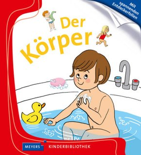 Der Körper - Meyers Kinderbibliothek