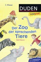 Der Zoo der sprechenden Tiere