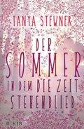 Der Sommer, in dem die Zeit stehenblieb