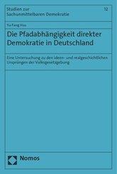 Die Pfadabhängigkeit direkter Demokratie in Deutschland