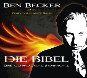 Die Bibel, 2 Audio-CDs