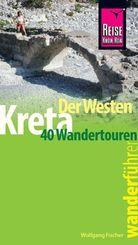 Reise Know-How Wanderführer Kreta - der Westen