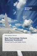 New Technology Venture Balanced Scorecard