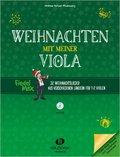 Weihnachten mit meiner Viola, m. Audio-CD