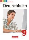 Deutschbuch, Gymnasium Allgemeine Ausgabe, Neubearbeitung 2012: 9. Schuljahr, Schülerbuch