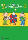 Zahlenzauber, Ausgabe Bayern 2014: 3. Jahrgangsstufe, Schülerbuch