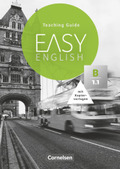 Easy English: Teaching Guide; Bd.B1.1