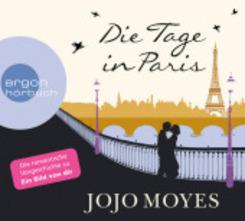 Die Tage in Paris, 2 Audio-CDs