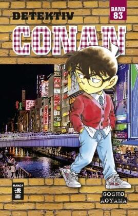 Detektiv Conan - Bd.83