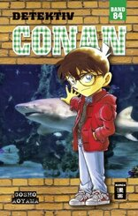 Detektiv Conan - Bd.84