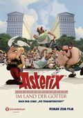 Asterix - Im Land der Götter, Roman zum Film