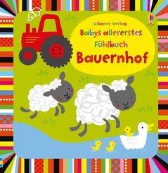 Babys allererstes Fühlbuch: Bauernhof