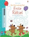 Mein Wisch-und-weg-Buch, Erste Rätsel