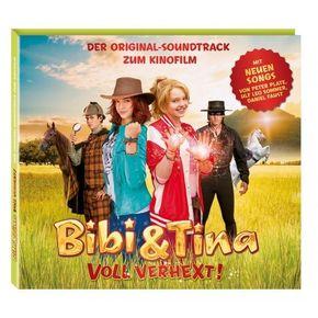 Bibi & Tina - Voll verhext, 1 Audio-CD (Soundtrack)