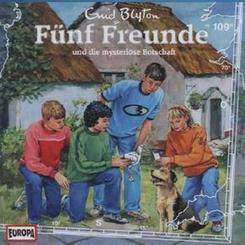 Fünf Freunde und die mysteriöse Botschaft, 1 Audio-CD