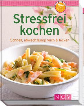 Stressfrei kochen (Minikochbuch)