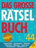 Das große Rätselbuch - Bd.44