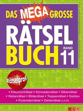 Das megagroße Rätselbuch - Bd.10