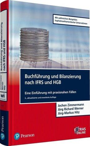 Buchführung und Bilanzierung nach IFRS und HGB