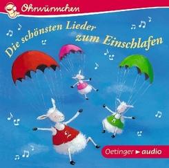 Die schönsten Lieder zum Einschlafen, Audio-CD