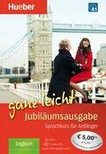 Englisch ganz leicht, Jubiläumsausgabe m. 2 Audio-CDs