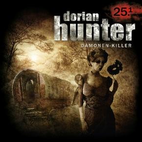 Dorian Hunter, Dämonen-Killer: Die Masken des Dr. Faustus - Mummenschanz, Audio-CD