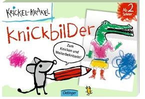 Krickel-Krakel Knickbilder