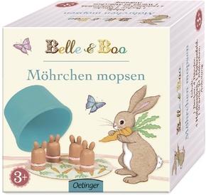 Belle & Boo, Möhrchen mopsen (Kinderspiel)