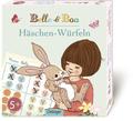 Belle & Boo, Häschen-Würfeln (Kinderspiel)